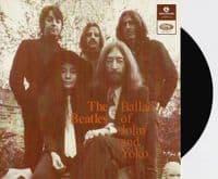THE BEATLES The Ballad Of John And Yoko Vinyl Record 7 Inch Parlophone 2019